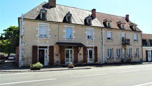Annonce vente Maison avec terrasse fossemagne