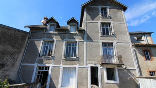 Annonce vente Maison argentonnay