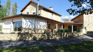 Annonce vente Maison avec terrasse corgnac-sur-l'isle