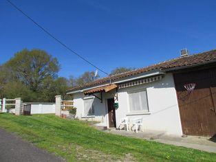 Annonce vente Maison avec garage availles-limouzine