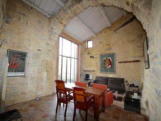 Annonce vente Maison en pierre saint-jean-de-la-blaquière
