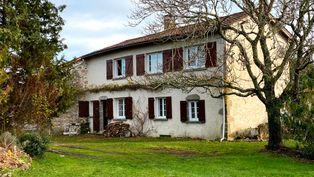 Annonce vente Maison saint-estèphe