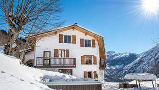 Annonce vente Maison avec terrasse saint-martin-de-belleville