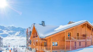 Annonce vente Appartement val thorens