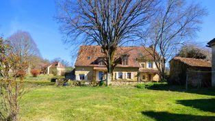 Annonce vente Maison avec terrasse saint-sulpice-d'excideuil