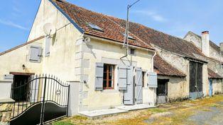 Annonce vente Maison avec terrasse thollet