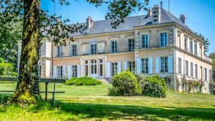 Annonce vente Château jazeneuil