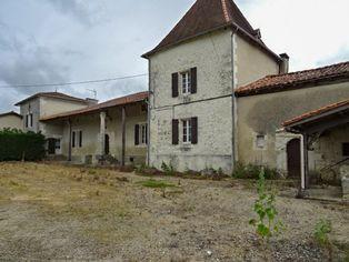 Annonce vente Maison avec grenier aubeterre-sur-dronne