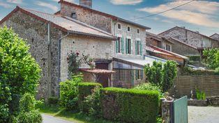 Annonce vente Maison châteauponsac