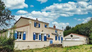 Annonce vente Maison mouzeuil-saint-martin