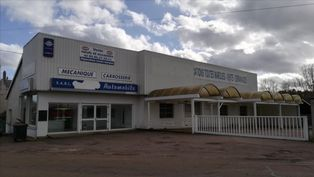Annonce location Local commercial avec hangar clamecy