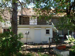 Annonce vente Maison avec garage abergement-la-ronce