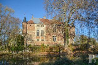 Annonce vente Château moulins