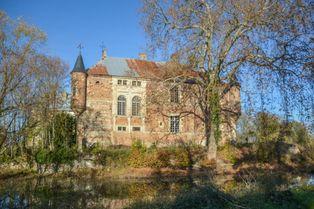 Annonce vente Château plein sud moulins