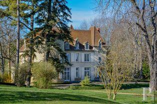 Annonce vente Château avec garage vichy