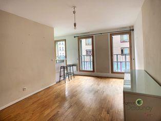 Annonce location Appartement avec bureau paris 18eme arrondissement