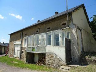Annonce vente Maison avec grange château-chinoncampagne