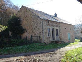 Annonce vente Maison avec grange montigny-en-morvan