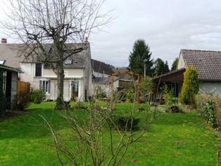 Annonce vente Maison avec garage saint-saulge