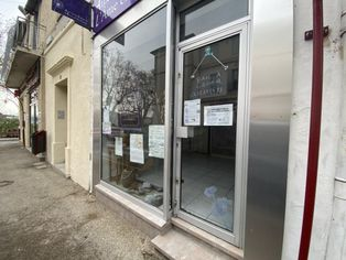 Annonce location Local commercial sommières
