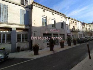 Annonce vente Maison avec terrasse tonneins