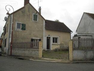 Annonce vente Maison avec cheminée saint-cosme-en-vairais