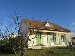 Annonce vente Maison avec terrain clos la selle-sur-le-bied