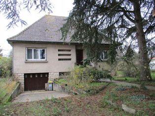 Annonce vente Maison avec grenier égreville