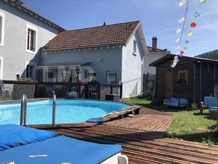 Annonce vente Maison granges-aumontzey