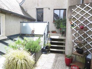 Annonce vente Immeuble avec terrasse vitré