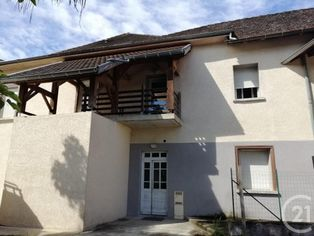 Annonce location Appartement veyrins-thuellin