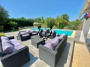 Annonce vente Maison avec piscine vidauban