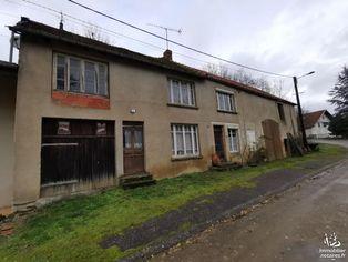 Annonce vente Maison avec garage rolampont