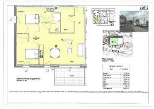 Annonce vente Appartement avec terrasse sévérac-le-château