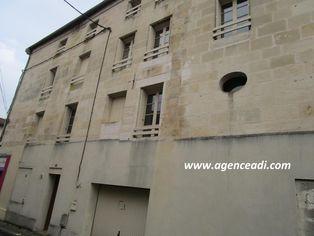 Annonce vente Maison avec garage saint-maixent-l'école