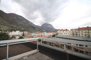 Annonce location Appartement avec terrasse grenoble