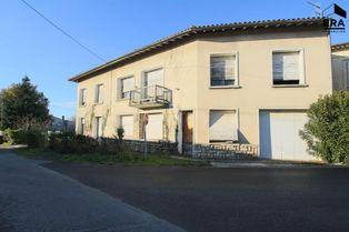 Annonce vente Maison avec garage lugon-et-l'île-du-carnay