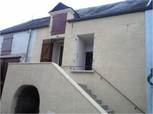 Annonce vente Maison avec cave champvert