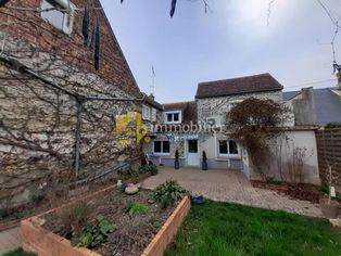 Annonce vente Maison saint-denis-lanneray