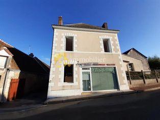 Annonce vente Maison thoré-la-rochette