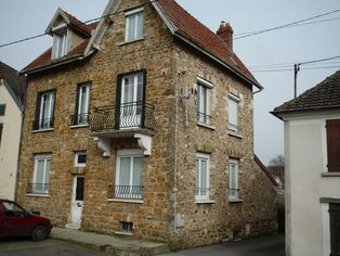 Annonce vente Maison avec bureau crézancy