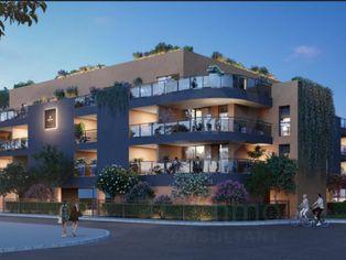 Annonce vente Appartement avec terrasse lattes