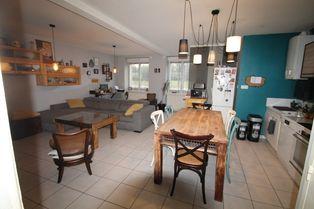 Annonce vente Appartement avec terrasse saint-genest-lerpt