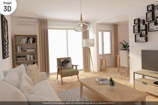 Annonce vente Appartement au calme lyon 6eme arrondissement