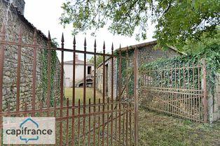 Annonce vente Maison avec corps de ferme saint-généroux