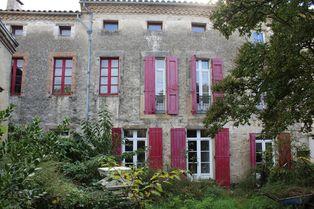 Annonce vente Maison avec cheminée sorèze