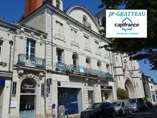 Annonce vente Appartement avec terrasse châtellerault