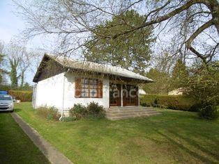 Annonce vente Maison de plain-pied thorigny-sur-oreuse
