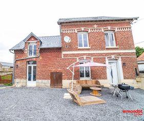 Annonce vente Maison avec garage crécy-sur-serre