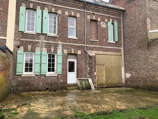 Annonce vente Maison avec terrasse la fère